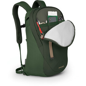Osprey Apogee Backpack Herre gopher green